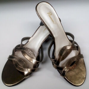 *****Size 6 ½  Dress Leather Sandals – NEW*****