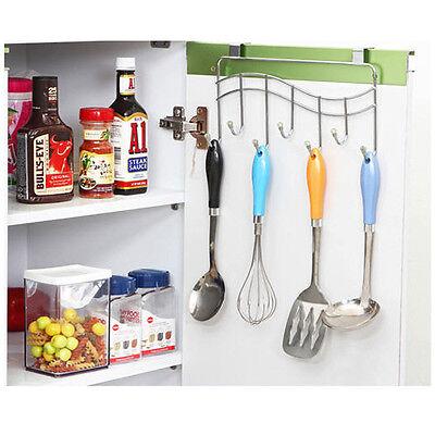 New Sink Door Hanger Kitchen tools ladle Spatula Kitchen Storage Rack
