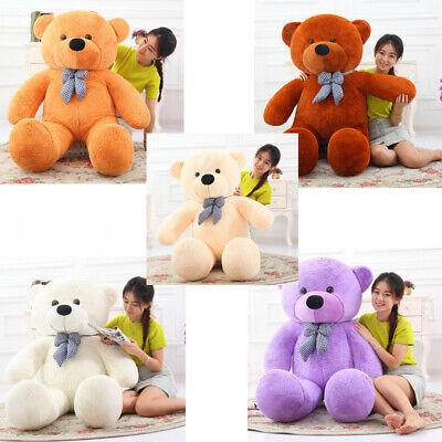 Big Teddy - 31'' 39'' Latest Giant Big Plush Stuffed Teddy Bear Huge Soft Cotton Toy Cuddly
