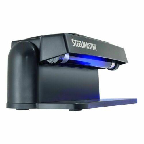 Steelmaster Counterfeit Bill Currency Detector Uv Light Fake Id & Money