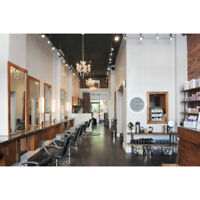 ASSISTANT WANTED - FULL TIME @ STUDIO SEVEN SALON