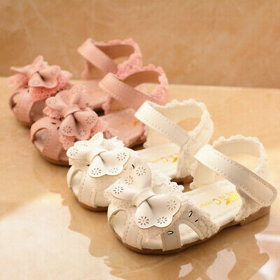 Cute Baby Sandals Fashion Bowties Infant Princess Shoes for Summer Girls Sandals - Cute Shoes For Girls
