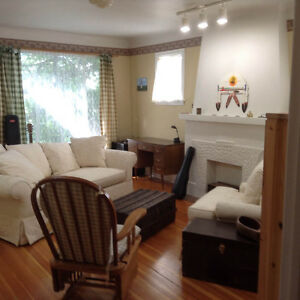 Mill Creek Main Floor Fully Furnished