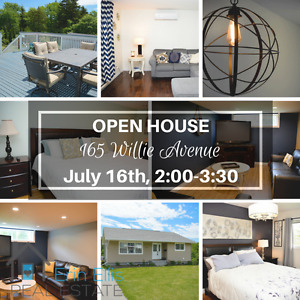 OPEN HOUSE! SUNDAY July 16th 2:00-3:30