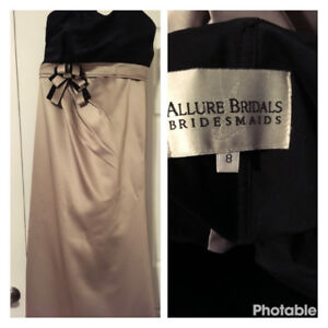 Beautiful Silk Gown - Size 8