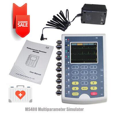 Contec Ms400 Multi-parameter Patient Simulatorecg Simulator