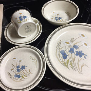 Royal Doulton Dishes from freezer to stove /dishwasher/microwave