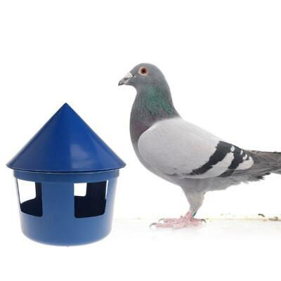 Pigeon Feeder House Design Cover Feeding Food Dispenser Sand Case Multi Function
