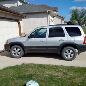 2002 Mazda Tribute LX SUV, Crossover