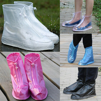Waterproof Overshoes Shoe Covers Shoes Protector Men&Women's&Children Rain Cover