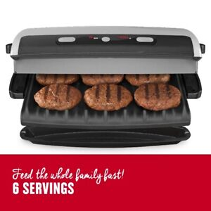Brand new George Foreman Next Grilleration Jumbo Indoor Grill -