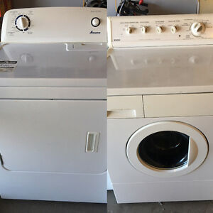 ***Front Load Washing Machine and Dryer***