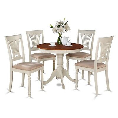 5 Piece kitchen table set-small kitchen table and 4 chairs for dining room NEW