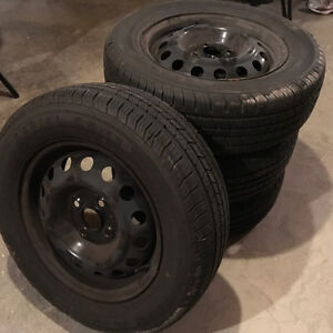 Radial RB-12 Tires