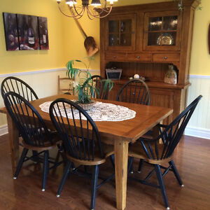 Dinning room set style Antique