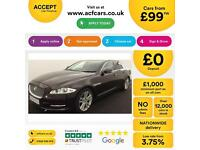 Jaguar XJ Series FROM £99 PER WEEK!