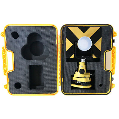 Professional Traverse Prism Kit With Gpr1 For Leica Total Station Surveying