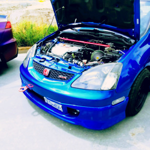 2003 Honda Civic SiR ep3 K20a2 turbo