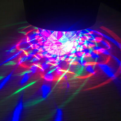 3 LED Moving Head Light LED Spot Stage Lighting DJ Disco Xmas Party Club Lamp - Party City University