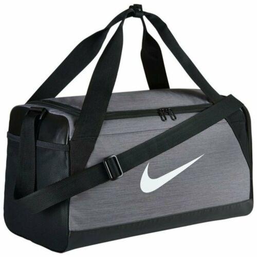 NIKE Brasilia Training Duffel Bag   Grey   BA5334 064   NWT