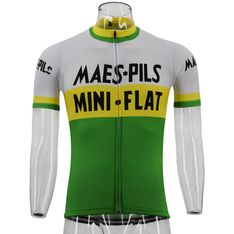 Brand New Team Maes Pils Rokado Jersey cycling Jersey,