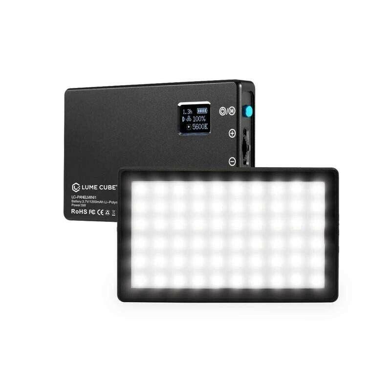 Lume Cube Panel Mini | The mini bicolor LED panel with big potential |LED Video