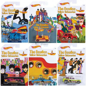 HAMILTON TOY SHOW MON SEPT 5TH - HOT WHEELS THE BEETLES SET