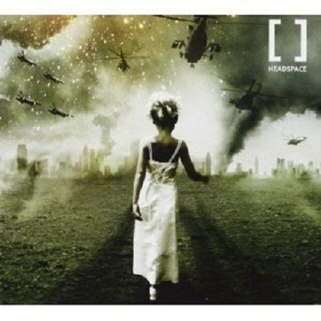 HEADSPACE - I AM ANONYMOUS  CD 8 TRACKS HARD ROCK HEAVY METAL NEU