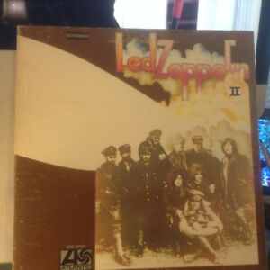 "Led Zeppelin II ROBERT LUDWIG ""Hot Mix"""