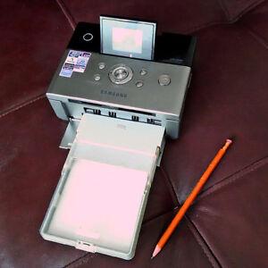 Samsung SPP-2040 Digital Thermal Photo Printer
