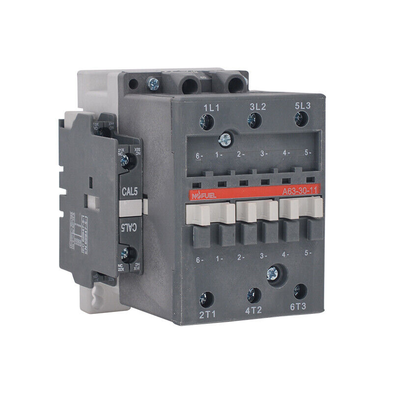 A63-30-11 Contactor  AC120V 63A  Directly replace for ABB Contactor A63-30-11