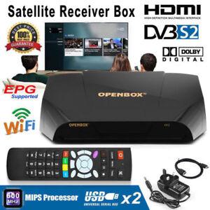 GENUINE OPENBOX V9S HD Freesat Smart TV Satellite Receiver Box For OPENBOX NEW