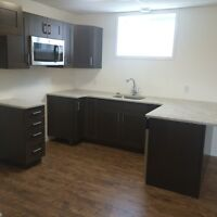 Clean, quiet, modern 2 bedroom unit