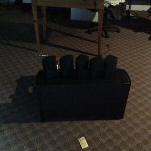 Bose 6 speaker stereo system
