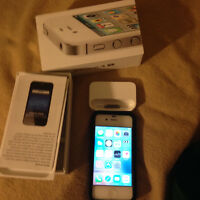 Unlocked iPhone 4s 16GB