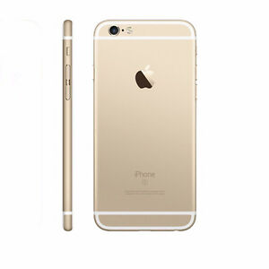 Iphone 6 GOLD 16go TELUS