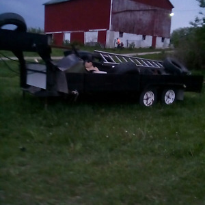 5th wheel trailer  flat bed for sale need gone today