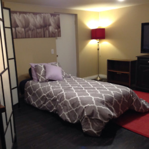 Room & Board, lots of Extras - SLC, Queen's West Campus Area!