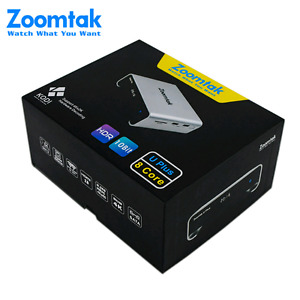 ZOOMTAK  UPLUS /T8 PLUS 2/H8/H8 PLUS ANDROID TV BOXES  !!