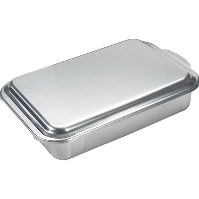 Mirro Cake Pan Dw Safe, Rectangular 9 Aluminum