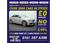 Audi A3 1.4 ( 150ps ) ( CoD ) ( s/s ) Tronic 2015MY S Line