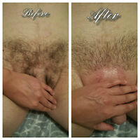 MEN'S PRIVATE WAXING