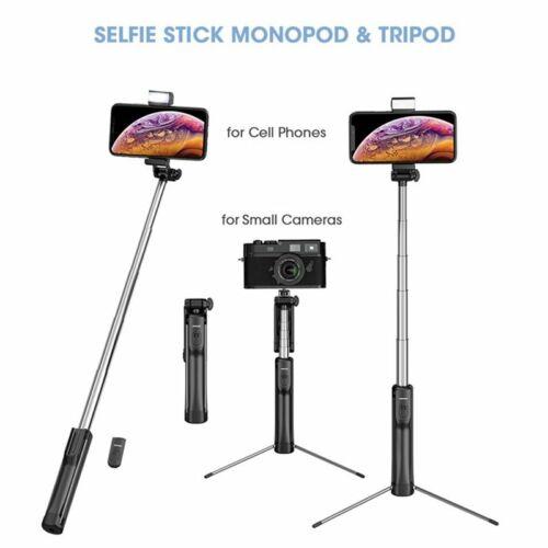 Mpow Extendable Monopod Selfie Stick Bluetooth Remote Shutte