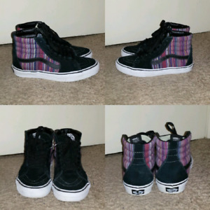 Vans shoes (size 8 womens)