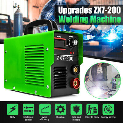 Zx7-200 4000w 200a Electric Igbt Arc Welding Machine Solder Inverter Welder Kits