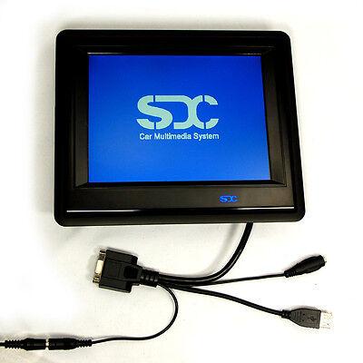 samsung p2370 23 widescreen lcd monitor - glossy black