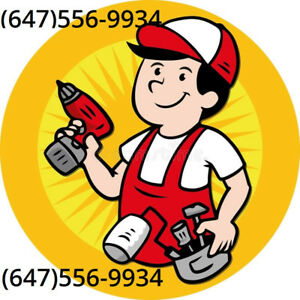 Best Handyman Renovation Services in Toronto GTA.