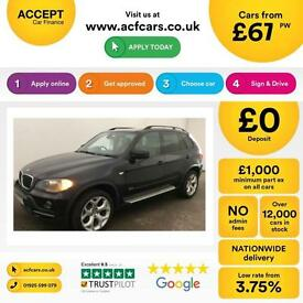 BMW X5 3.0D SE FINANCE OFFER FROM £67 PER WEEK!