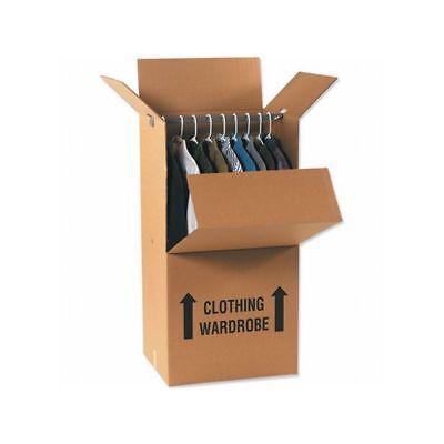 Box Packaging Wardrobe Packing Box Kraft 5bundle