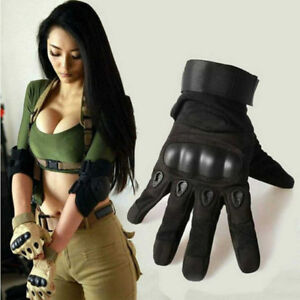 Security Cyclist Hard Knuckle Gloves (Brand New)